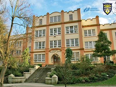 ผลการค้นหารูปภาพสำหรับ Kitsilano Secondary School Canada building