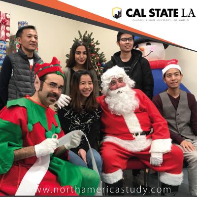 รีวิวจากน้องวรนารี เรียนภาษาที่ California State University, Los Angeles