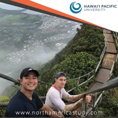 รีวิวจากน้องเปา เรียนที่ Hawai'i Pacific University