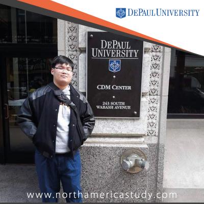 รีวิวจากน้องแอ็ค เรียนที่ DePaul University