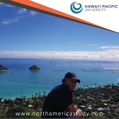 รีวิวจากน้องมรรค เรียนที่ Hawai'i Pacific University